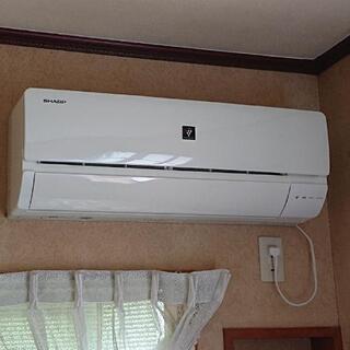 未使用エアコン