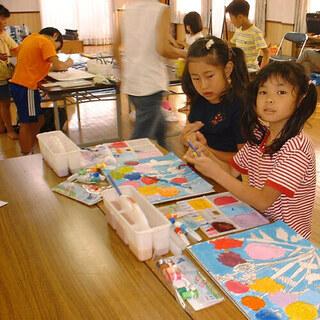 子どもから大人クラスまで!千葉ニュータウンの絵画教室です♪