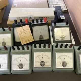 電流計と検流計 セット no,31