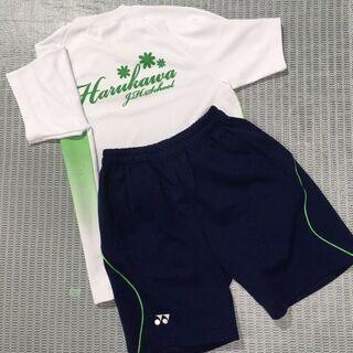 原川中学中古体操服あります。