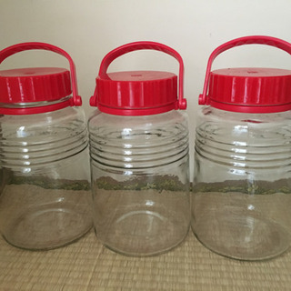 4L保存瓶3つセット