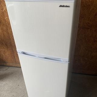 アビテラックス138L  2ドア冷蔵庫