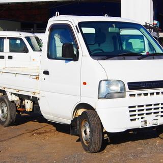 平成13年キャリィトラック 4WD5速MT 97000km
