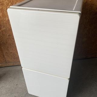 ユーイング 110L  2ドア冷蔵庫 2013年