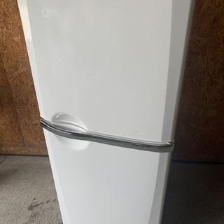 三菱 136L 2ドア冷蔵庫