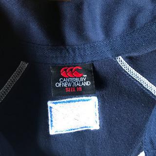 カンタベリー製ポロシャツ ラガーシャツ