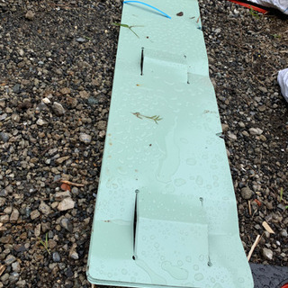土留鋼板材