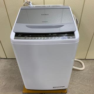 大容量! HITACHI ビートウォッシュ 9kg 全自動洗濯機...