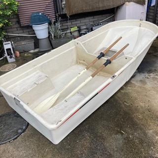 ホープボート2分割式 FRP艇 ボートエース