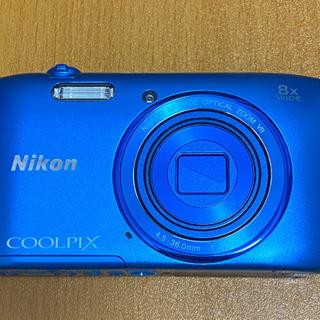【美品】Nikon COOLPIX S3600