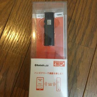 ハンズフリー Bluetoothイヤホン