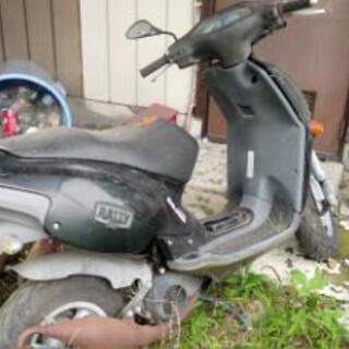 アプリリア50ccスクーター!