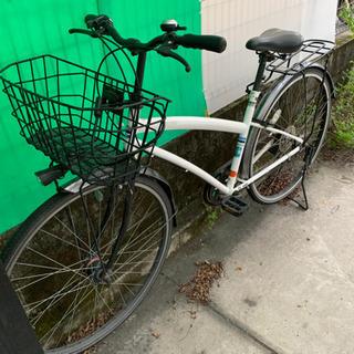 自転車27インチ