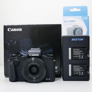 Canon PowerShot G1 X Mark III+おまけ付き