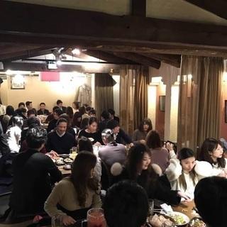 10〜11月パーティ🔹大阪神戸京都🔹『メガ合コン』は通常のパーティーとは違い、完全着席の合コンスタイル!! - 大阪市