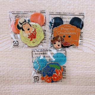 ディズニー♡非売品♡キーホルダー3セット