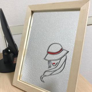 ミラー/鏡 グラスアート