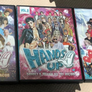 洋楽DVD3本セット