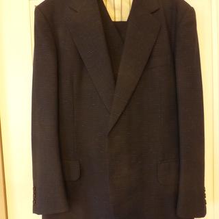 スーツ スリーピース 濃紺 新品未着用
