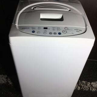 🌈必見😍‼️超美品✨単身用4.6kg🌺洗濯機☀️当日配送❗️長期...