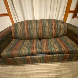 USAから購入のソファベッド