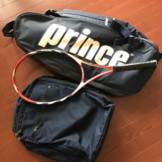 princeラケットバッグ head radicalラケット