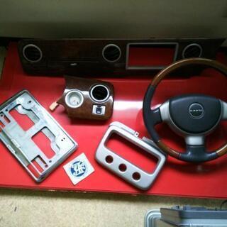 車の内装‼️