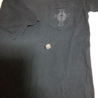 🉐クロムハーツ Tシャツ&シルバーリング セット!!