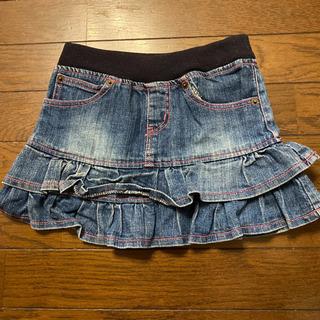デニムスカート サイズ120