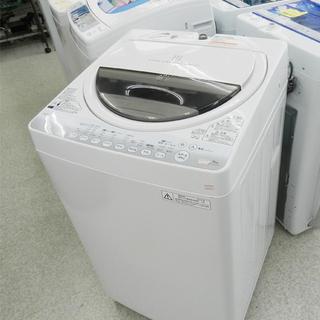 洗濯機 2014年製 6.0kg【TOSHIBA】AW-60GM...
