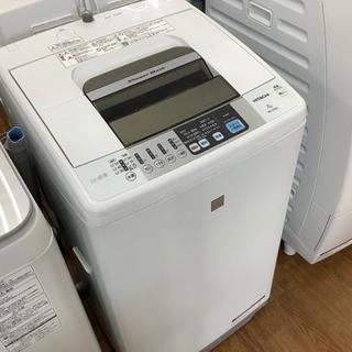 安心の6ヶ月保証付!!【HITACHI(日立)】全自動洗濯機売ります