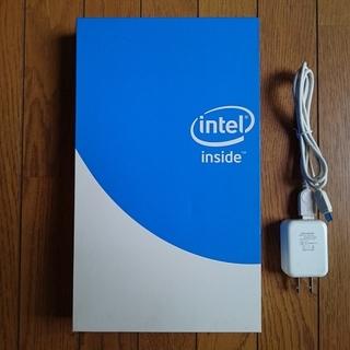 シアル SiAL タブレット Si01BBの箱とACアダプ…