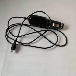スマホ充電器(車用)