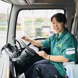 【八千代市】中型/大型トラックドライバー募集【直近最高総支給額は...