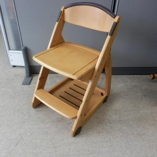 ▶ベビーチェア 高さ二段階 子供用椅子 学習チェア キッズチェア...