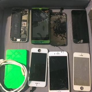 断捨離 ジャンク iPhone SE〜6s/Android
