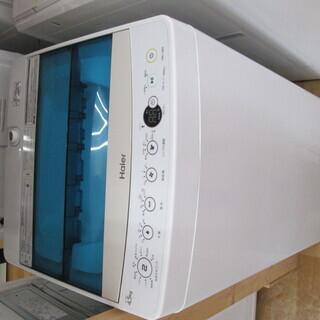 ハイアール 洗濯機 JW-C45A(W) 2019年式 4.5k...