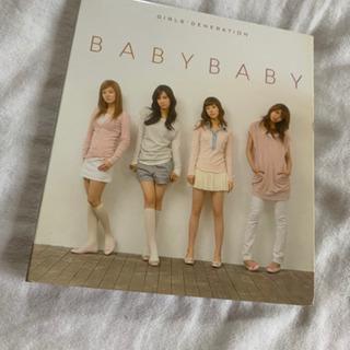韓国盤  BABYBABY  ガールズジェネレーション