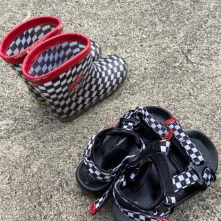 長靴、サンダルset❤