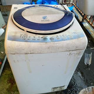 【あげます】ジャンク洗濯機