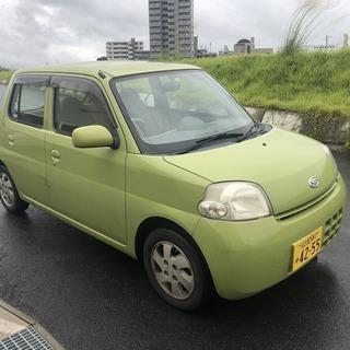 平成18年 エッセ L 緑 車検付き