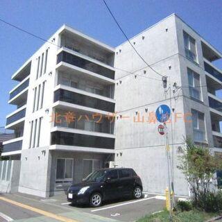 【厚別区☆1LDK】2013年築デザイナーズ★平均的な1LDKよ...