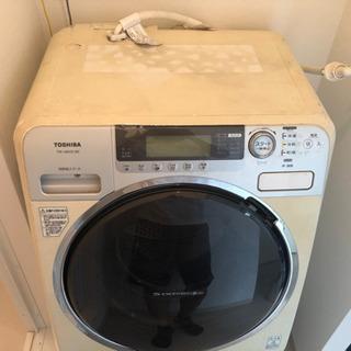 お取引中 東芝 ドラム式洗濯乾燥機