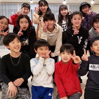 北本でヒップホップダンス無料体験