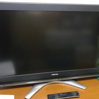 【受渡しの方決まりました】東芝 REGZA 37型液晶テレビ