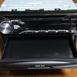 カロッツェリア カーオーディオ DEH-4200 1DIN USB・CD再生対応(おまけつき) - 新発田市