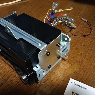 カロッツェリア カーオーディオ DEH-4200 1DIN USB・CD再生対応(おまけつき) − 新潟県