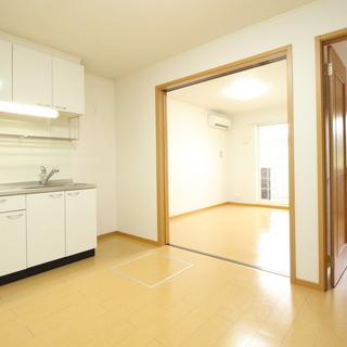 ※地域最安値【家賃1ヶ月分プレゼント!】1階角部屋44.67㎡2...