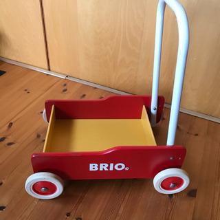 ブリオ 手押し車 BRIO - 武蔵野市