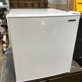 【美品】Abitelax アビテラックス 1ドアノンフロン冷蔵庫 AR-45KS 2018年製の画像